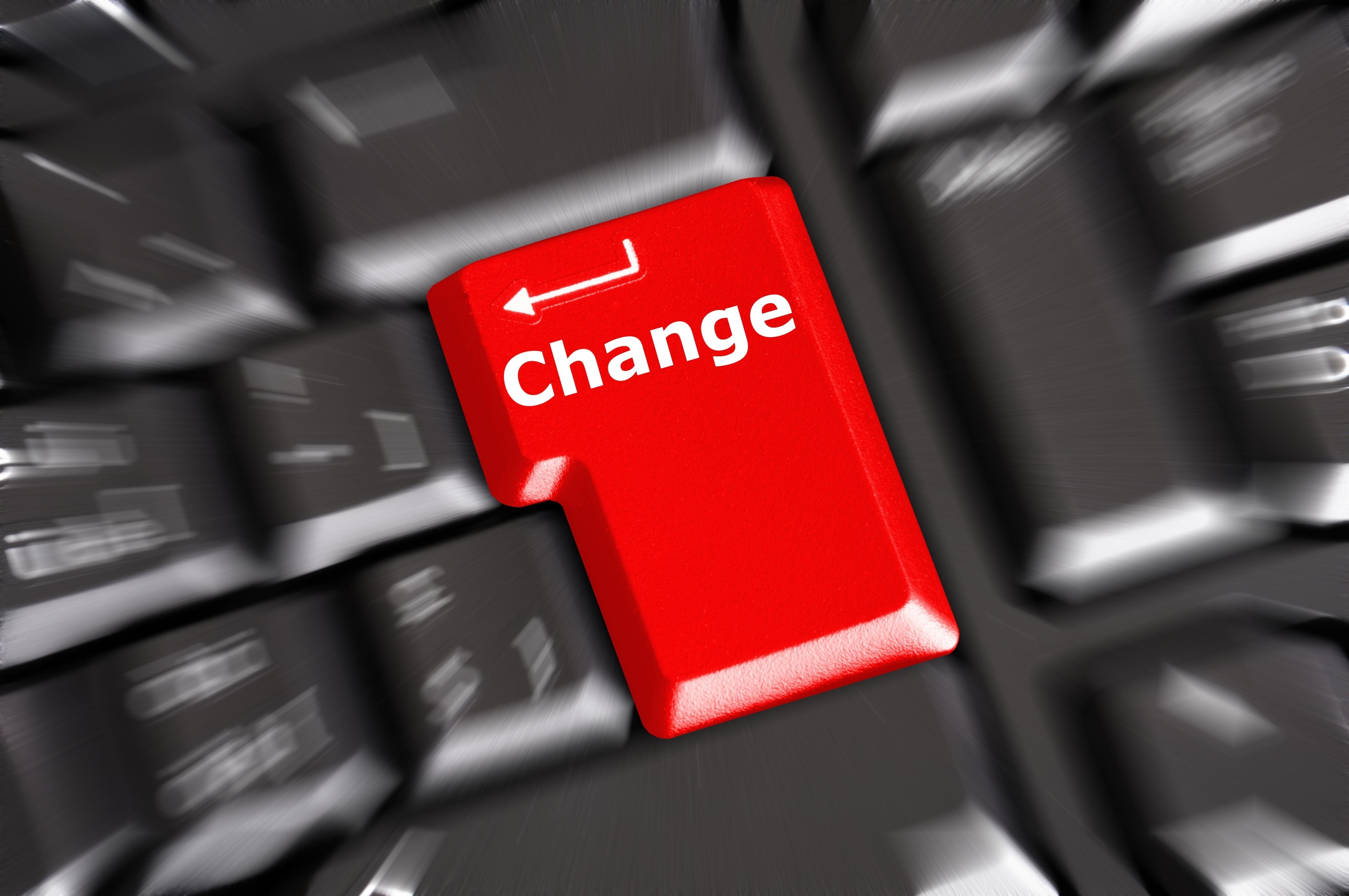 Gestionar el cambio, difícil pero no imposible
